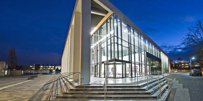 NCSEM-EM building